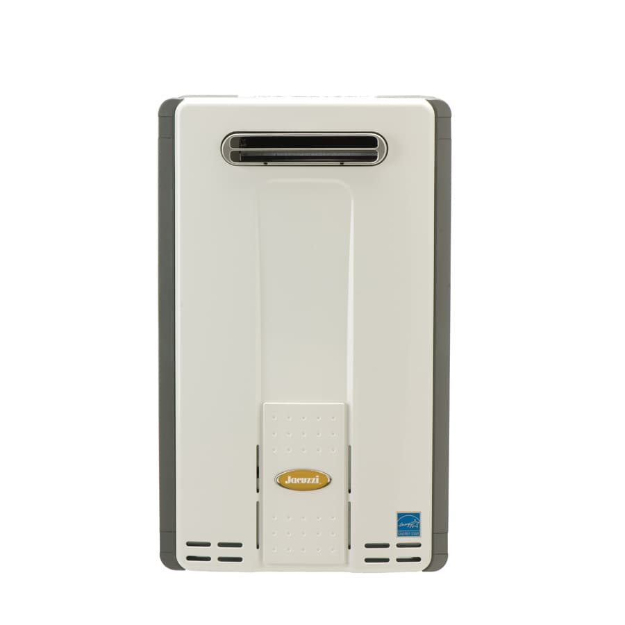 Jacuzzi 7.4-GPM Outdoor Tankless Water Heater - Natural Gas