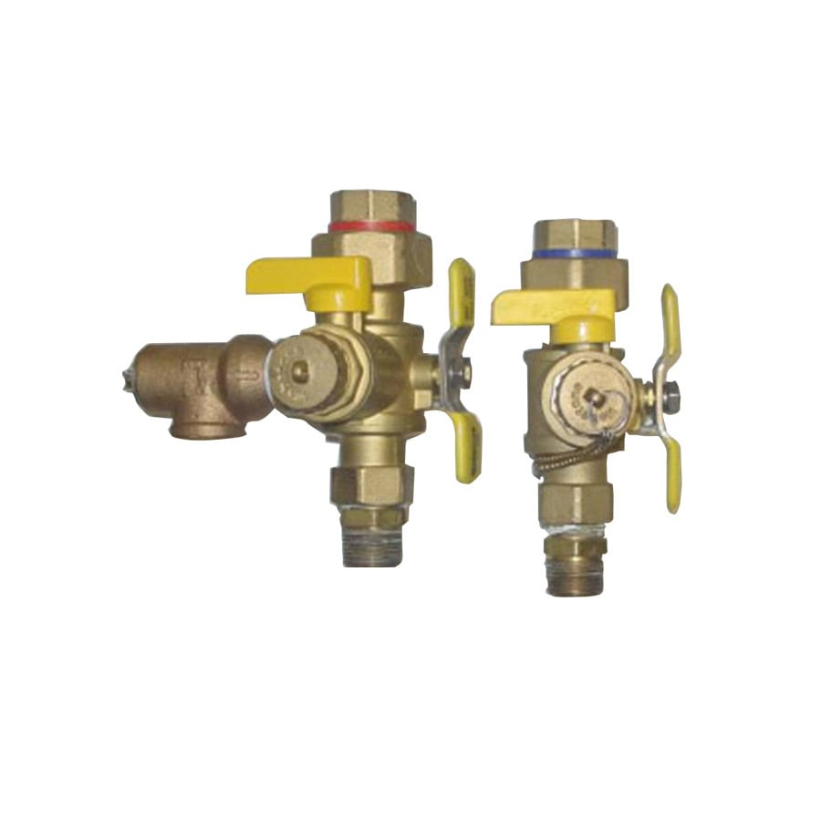 Jacuzzi Water Heater Valve Kit