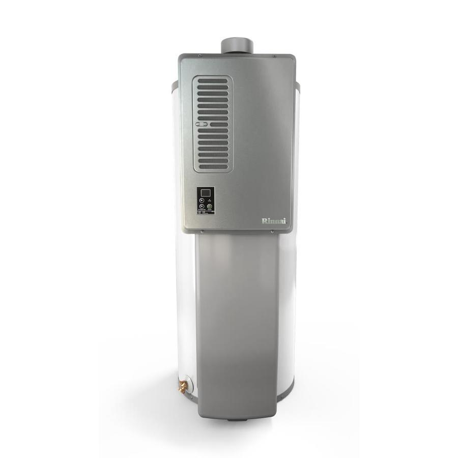 Rinnai Hybrid 40-GPM 87300-BTU 1-Year Limited Liquid Propane Hybrid Water Heater