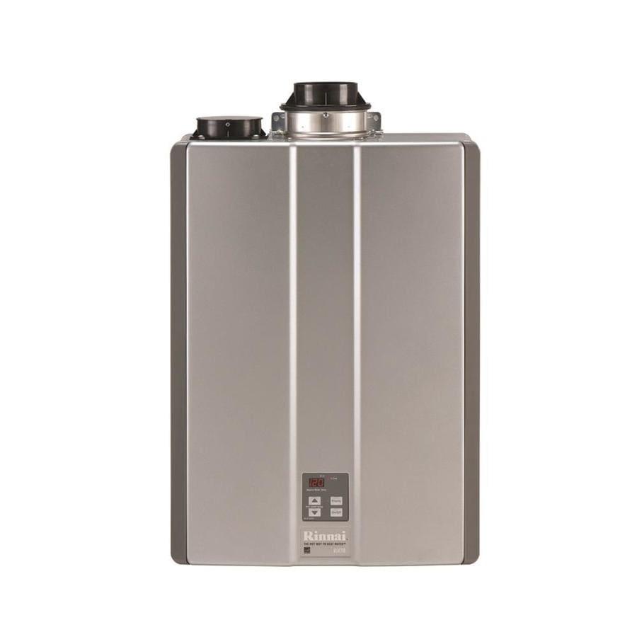 Rinnai Super High Efficiency+ 9.8-GPM 199000-BTU Indoor Natural Gas Super High Efficiency Tankless Water Heater
