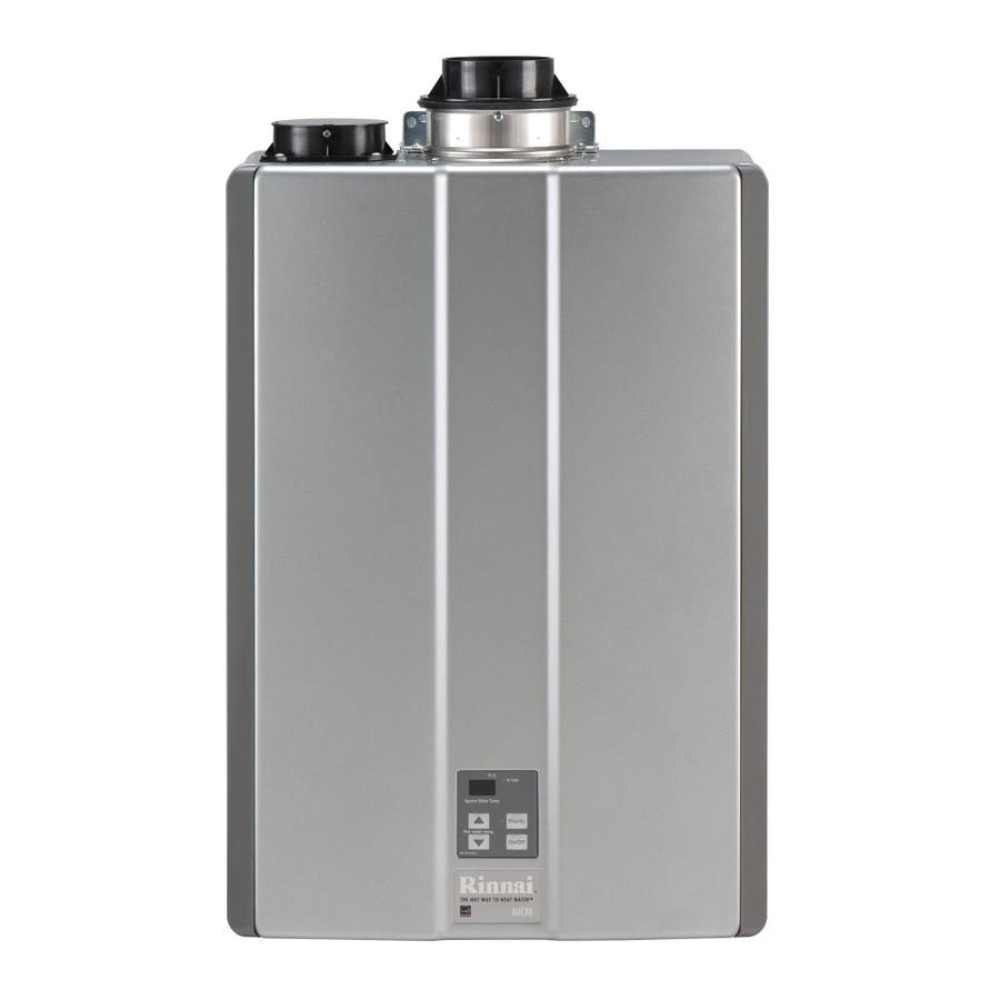 Rinnai Super High Efficiency+ 8-GPM 152000-BTU Indoor Liquid Propane Super High Efficiency Tankless Water Heater