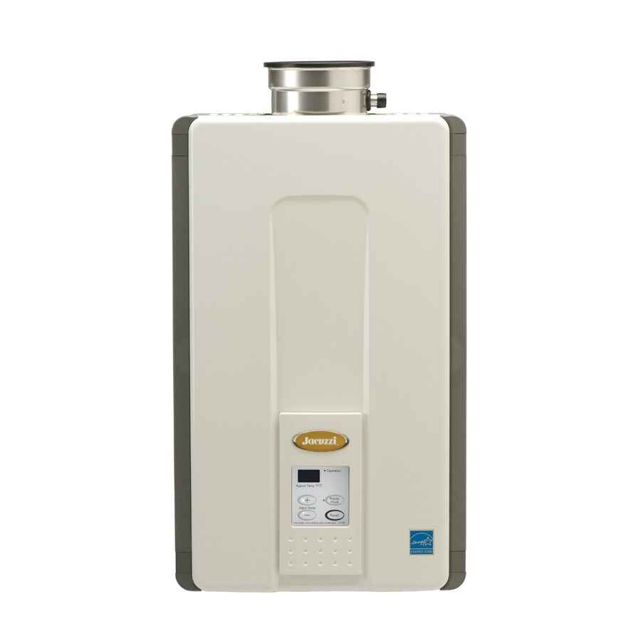 Shop jacuzzi natural gas water heater at Natural gas water heater
