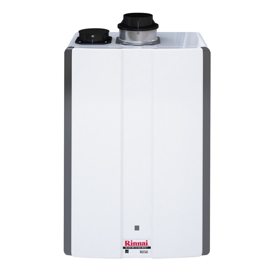 Rinnai Super High Efficiency 6.5-GPM 130000-BTU Indoor Natural Gas Super High Efficiency Tankless Water Heater