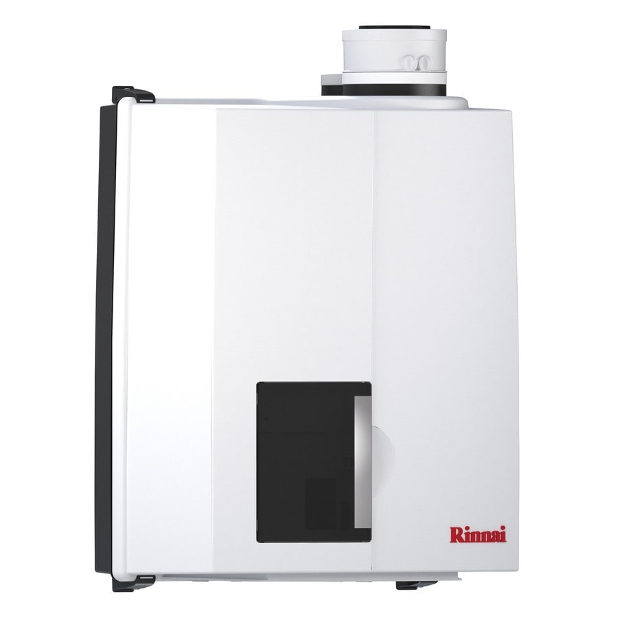 Shop Rinnai E Series 110,000-BTU Natural Gas Boiler at Lowes.com