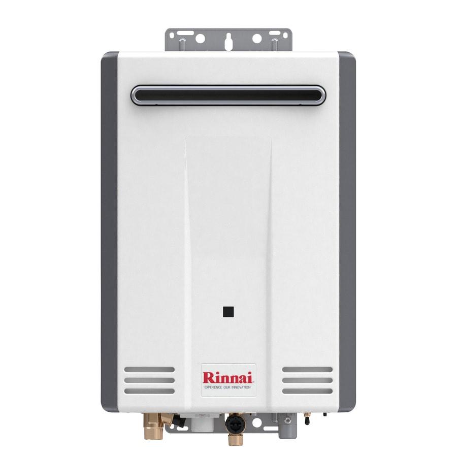 Rinnai High Efficiency 5 6 Gpm 120000 Btu Outdoor Liquid