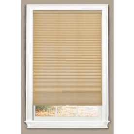 allen + roth Linen Light Filtering Cordless Polyester Cellular Shade (Common: 32-in x 72-in; Actual: 32-in x 72-in)