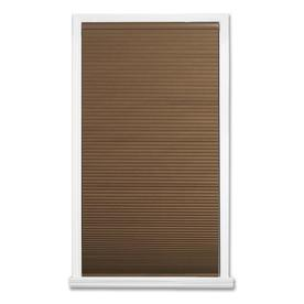 allen + roth Linen Blackout Cordless Polyester Cellular Shade (Common: 34-in x 64-in; Actual: 34-in x 64-in)