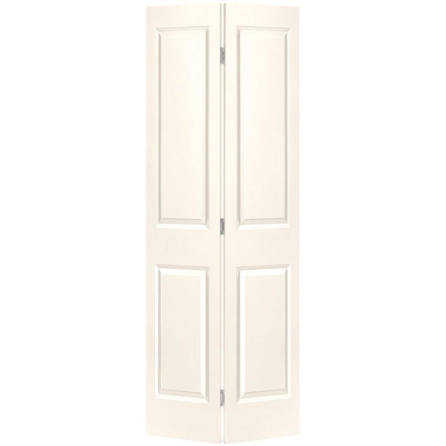 Masonite Bifold And Closet Doors Moonglow 4 Panel Square