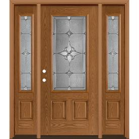 Fiberglass Entry Doors at Lowes com