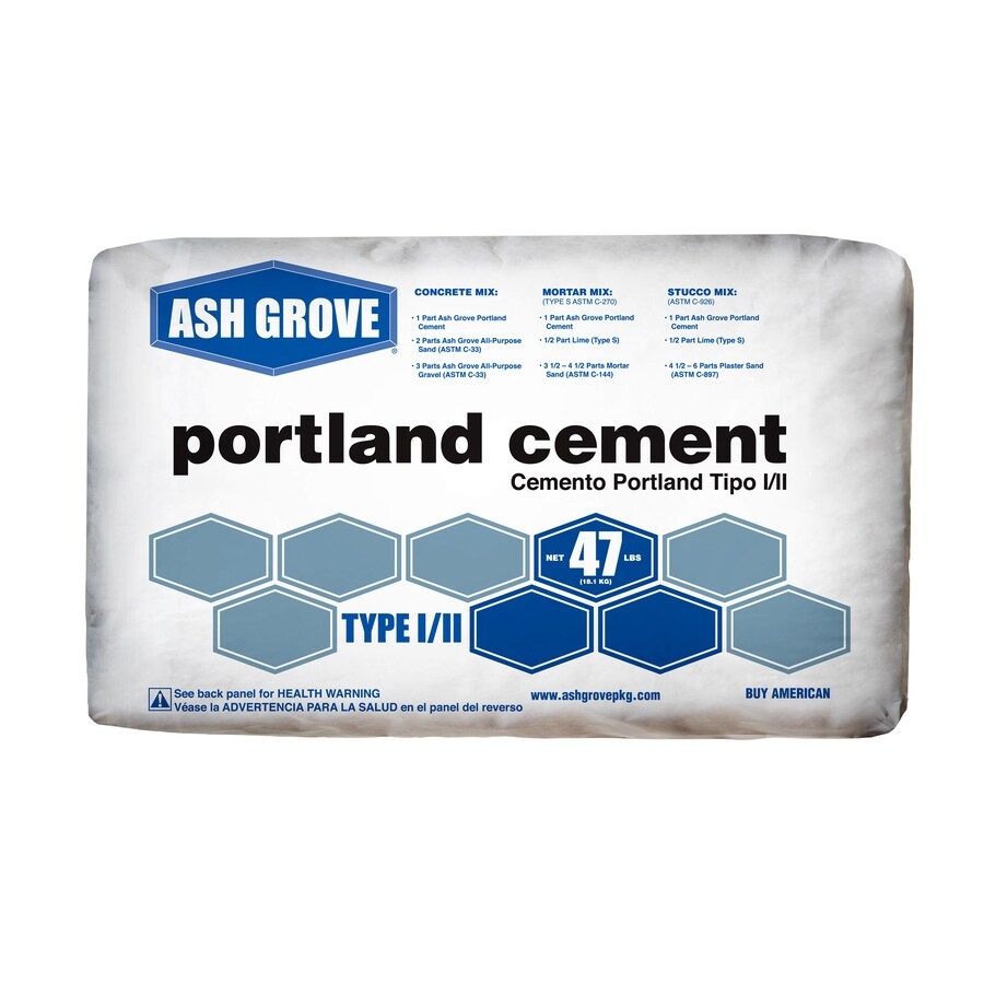 Ash Grove 47-lb Type-I/II Cement Mix