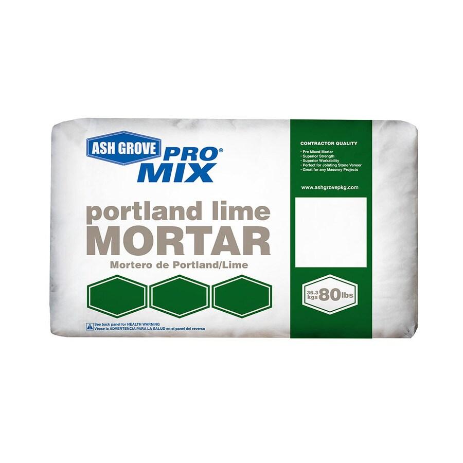 Ash Grove 80-lb White Type - N Mortar Mix
