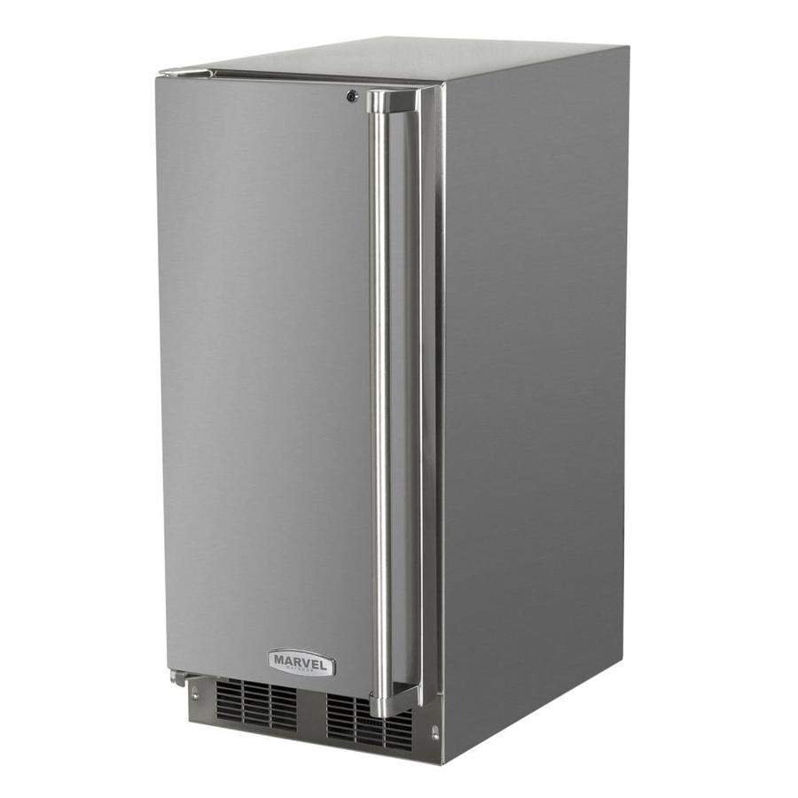 MARVEL 30-lb Freestanding/Built-in Ice Maker