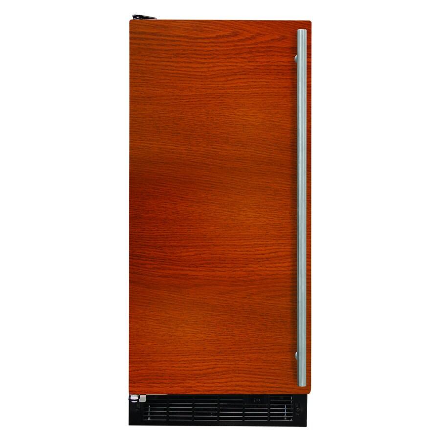 MARVEL 7-lb Freestanding/Built-in Ice Maker (Panel Ready)