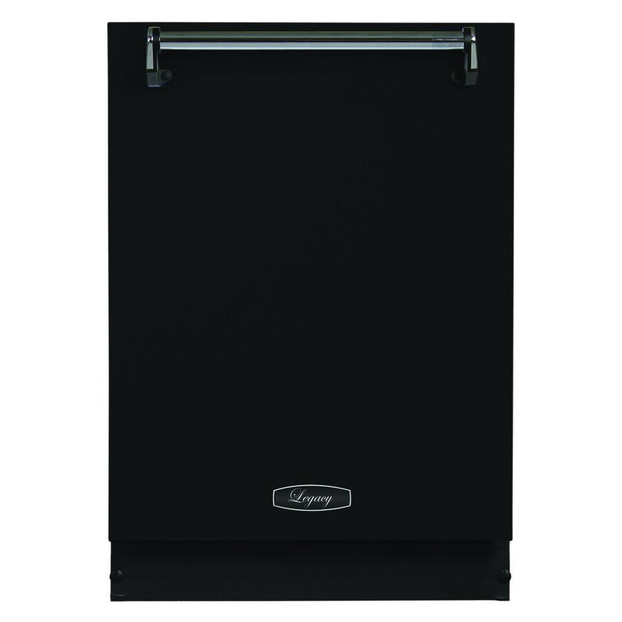 AGA Legacy 51-Decibel Built-in Dishwasher (Black) (Common: 24-in; Actual: 23.875-in)