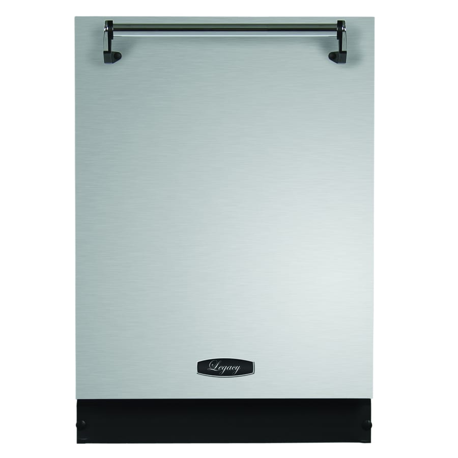 AGA Legacy 51-Decibel Built-in Dishwasher (Stainless Steel) (Common: 24-in; Actual: 23.875-in)