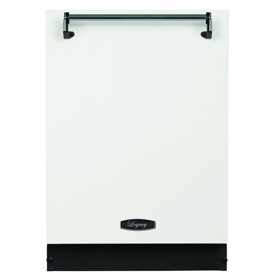 AGA Legacy 51-Decibel Built-in Dishwasher (Vintage White) (Common: 24-in; Actual: 23.875-in)