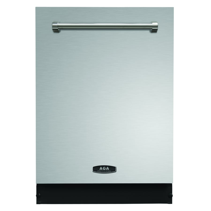 AGA Professional 51-Decibel Built-In Dishwasher (Stainless steel) (Common: 24-in; Actual: 23.875-in)
