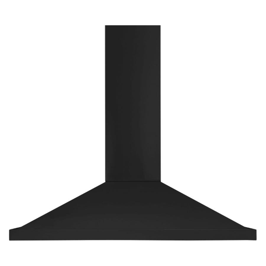 AGA Ducted Wall-Mounted Range Hood (Black)