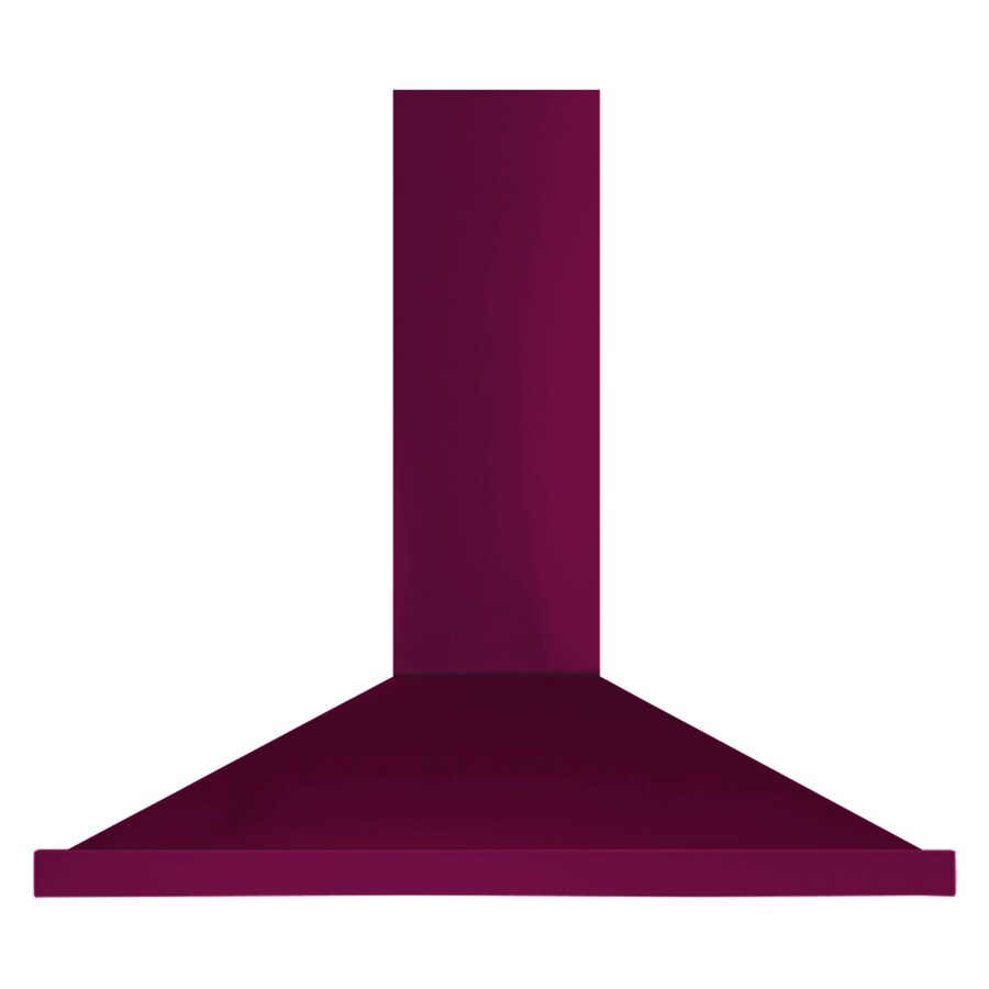 AGA Ducted Wall-Mounted Range Hood (Cranberry) (Common: 36-in; Actual 35.875-in)