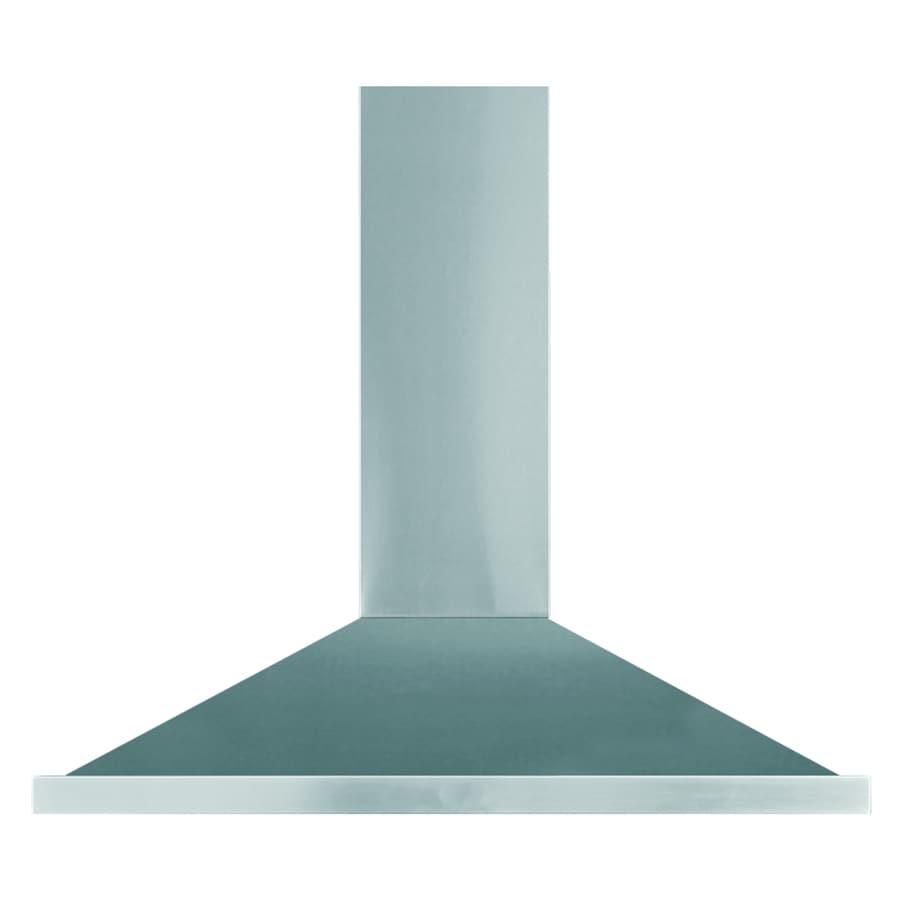 AGA Ducted Wall-Mounted Range Hood (Stainless steel) (Common: 36-in; Actual: 35.875-in)
