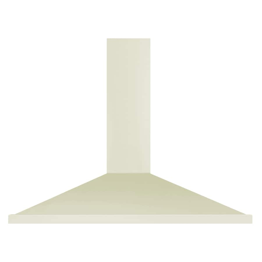 AGA Ducted Wall-Mounted Range Hood (Ivory) (Common: 44-in; Actual: 43.3125-in)