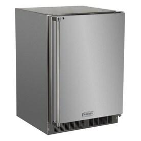 Ordinaire MARVEL Outdoor 5.3 Cu Ft Counter Depth Built In/Freestanding Compact  Refrigerator