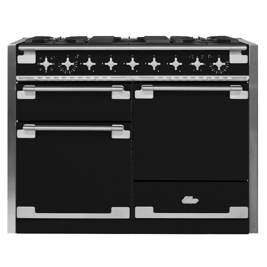 AGA Elise 48 In 5 Burner 2.8 Cu Ft/2.8 Cu