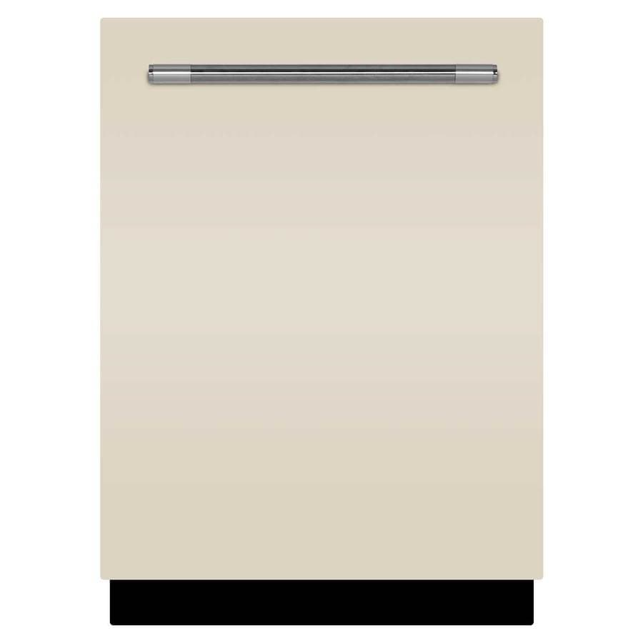 AGA Mercury 45-Decibel Built-In Dishwasher (Ivory) (Common: 24-in; Actual: 23.75-in)