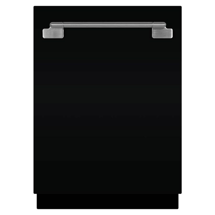 AGA Elise 45-Decibel Built-In Dishwasher (Gloss black) (Common: 24-in; Actual: 23.75-in)
