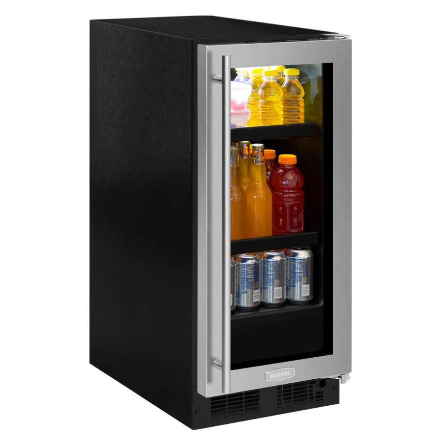 Marvel 72 Can Capacity 2 8 Cu Ft Beverage Center At