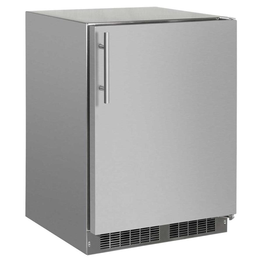Northland Outdoor 5.3-cu ft Built-in/Freestanding Compact Refrigerator (Stainless steel) ENERGY STAR