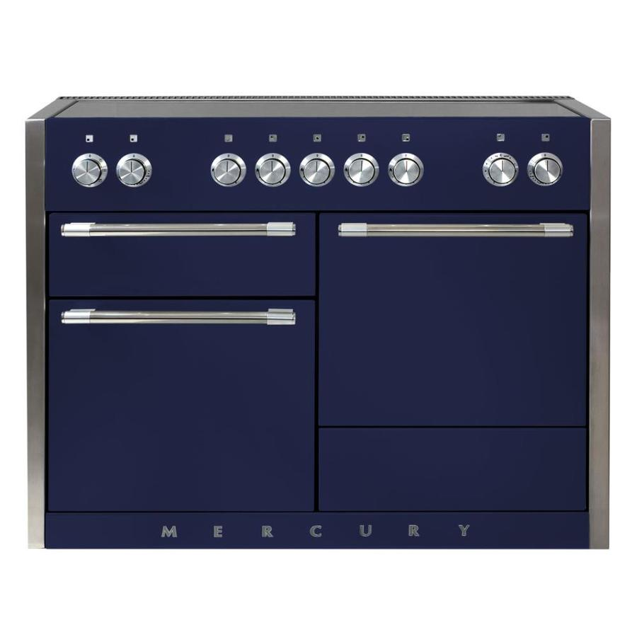 Aga 48 In Mercury Multiple Oven Induction Range