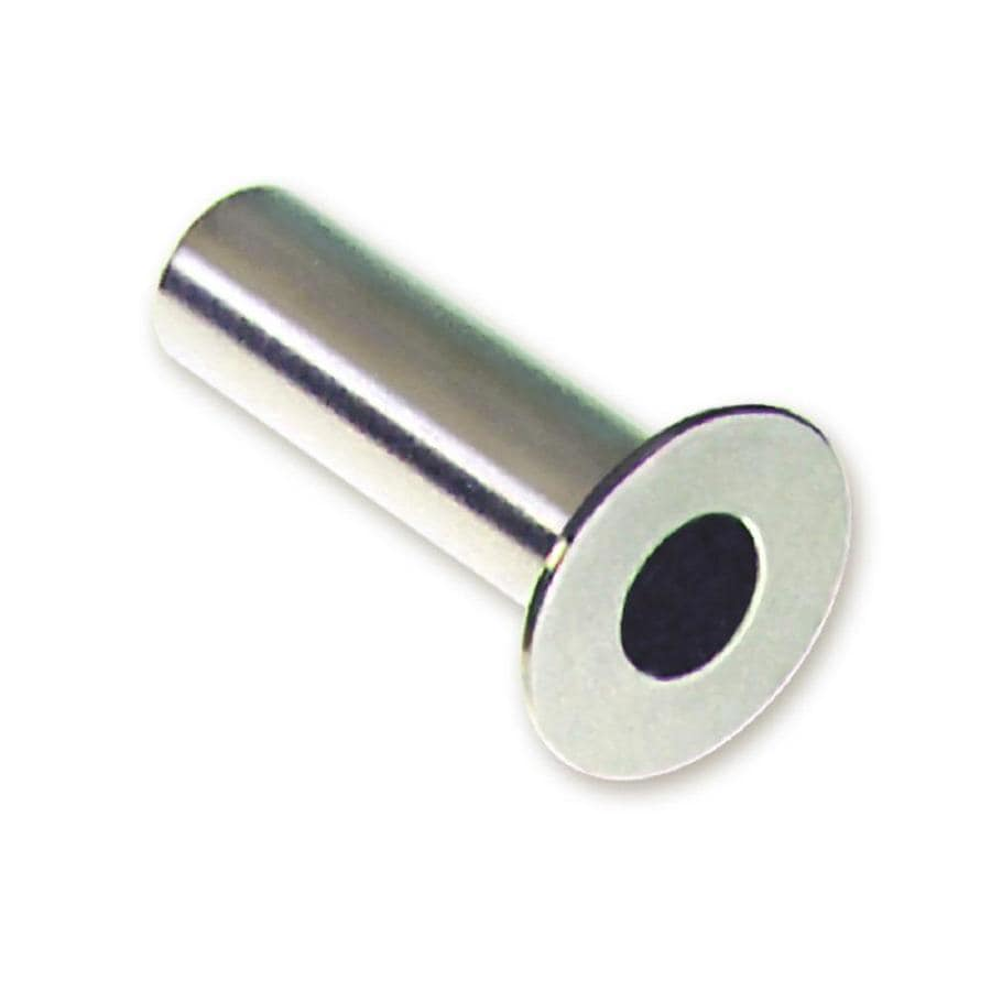 Feeney CableRail 10-Pack Stainless Steel Protector Sleeve