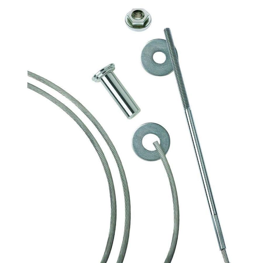 Cable Railing Cable : Shop feeney cablerail ft stainless steel cable rail kit