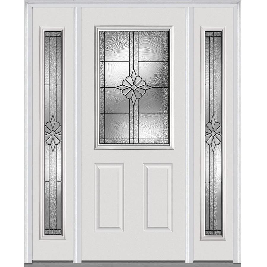 Mmi Door Half Lite Decorative Glass Right Hand Inswing