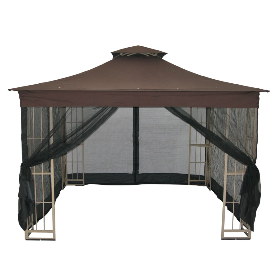 Shop Garden Treasures Black 76 in x 120 in Insect Net at Lowescom