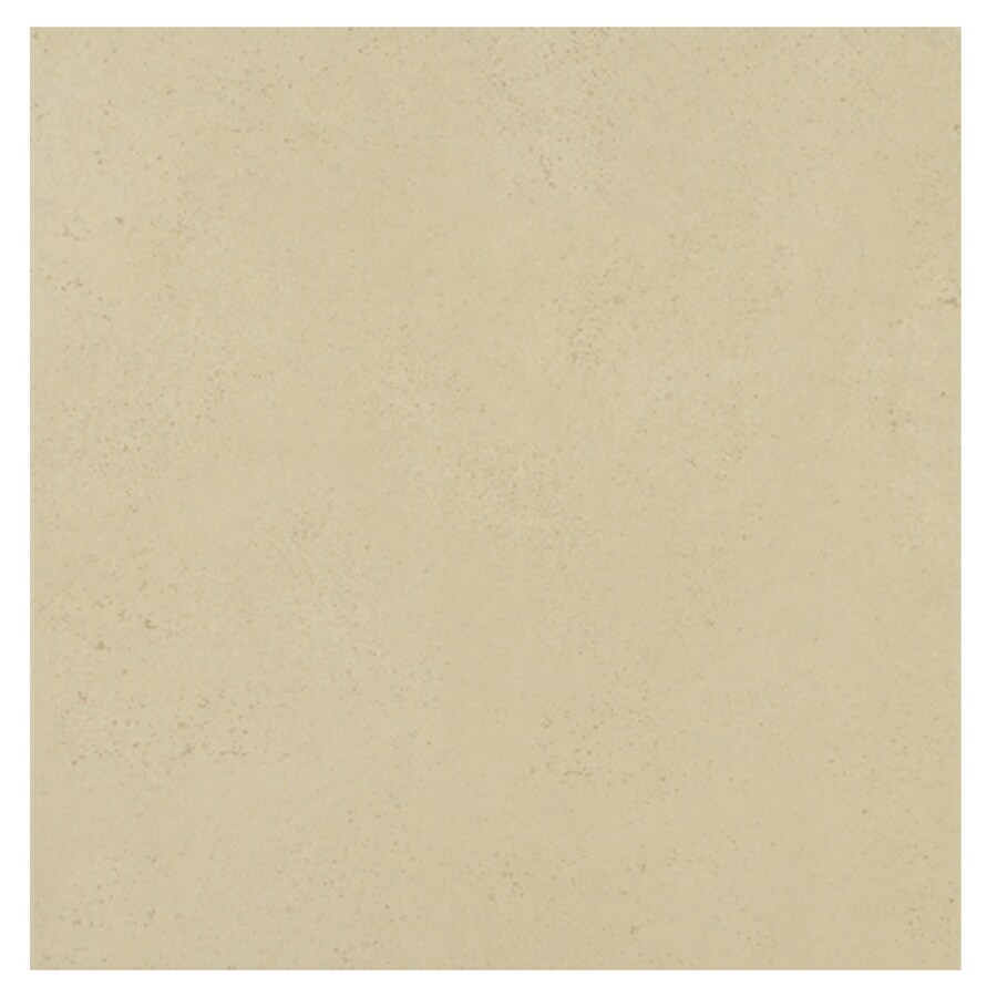 Interceramic Habitat 10-Pack Canvas Ceramic Floor Tile (Common: 16-in x 16-in; Actual: 15.74-in x 15.74-in)
