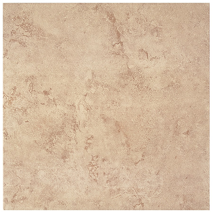Interceramic 15-Pack Bruselas Noce Ceramic Floor Tile (Common: 13-in x 13-in; Actual: 12.98-in x 12.98-in)