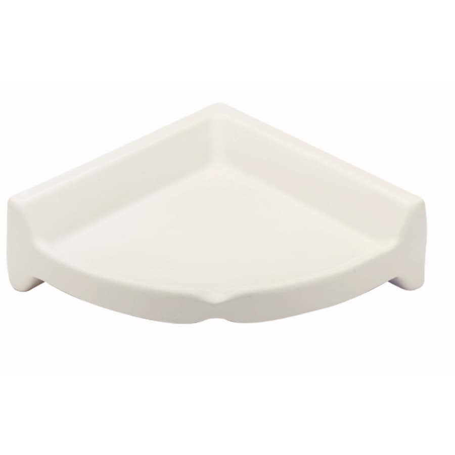 shop interceramic bath accessories white ceramic bathroom shelf at