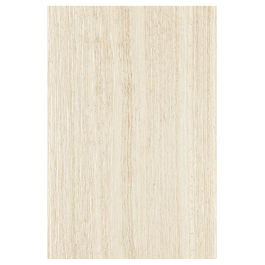 Interceramic Thassos Travertine 6-Pack Honey Ceramic Floor Tile (Common: 16-in x 24-in; Actual: 15.74-in x 23.6-in)