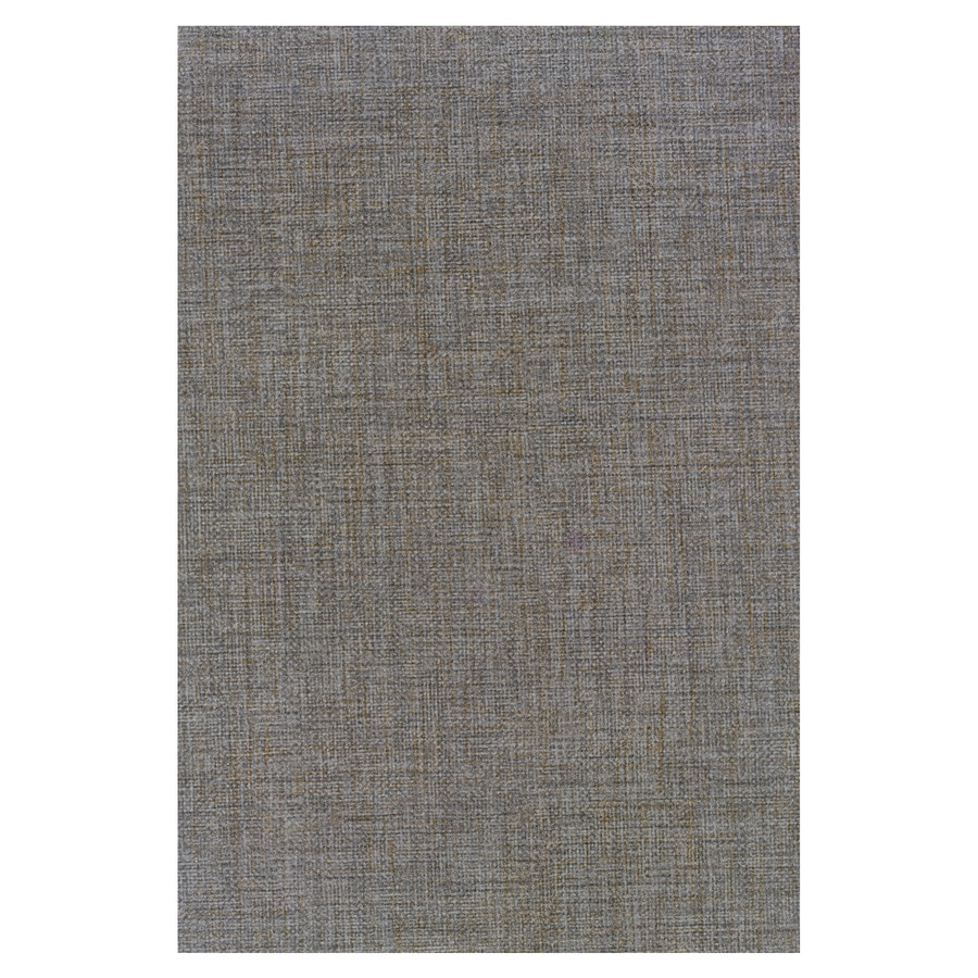 Interceramic Tessuto 17-Pack Ecru Gray Ceramic Wall Tile (Common: 8-in x 12-in; Actual: 7.87-in x 11.81-in)