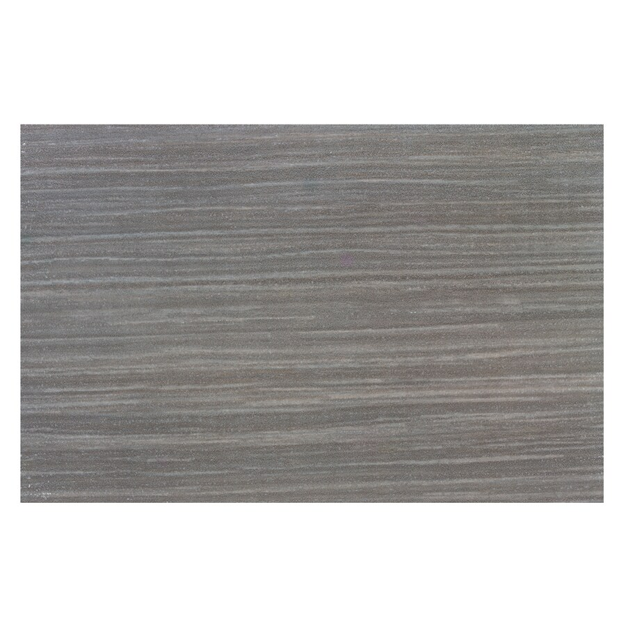 Shop Interceramic Alma Natura 32 Pack Grigio Ceramic Wall Tile Common 4 In