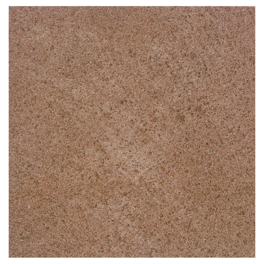 Interceramic Recinto 10-Pack Moka Ceramic Floor Tile (Common: 16-in x 16-in; Actual: 15.74-in x 15.74-in)