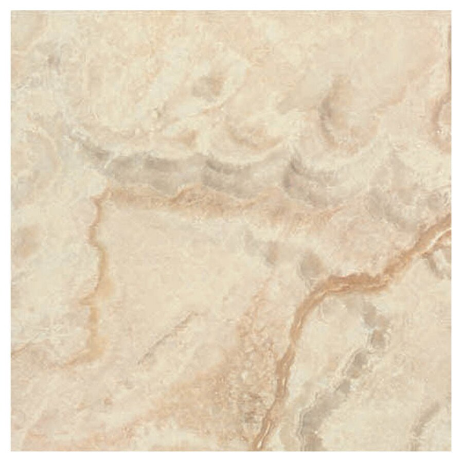 Interceramic La Travonya 6-Pack Natural Porcelain Floor Tile (Common: 20-in x 20-in; Actual: 19.31-in x 19.31-in)