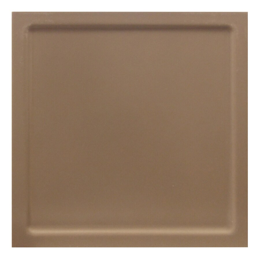 Interceramic Up and Down 40-Pack Arrow Wood Down Ceramic Wall Tile (Common: 6-in x 6-in; Actual: 6-in x 6-in)