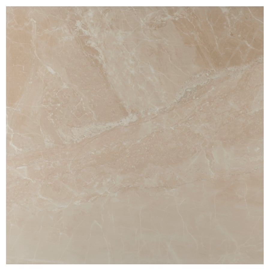 Interceramic Vesubio Beige Ceramic Floor Tile (Common: 20-in x 20-in; Actual: 19.63-in x 19.63-in)