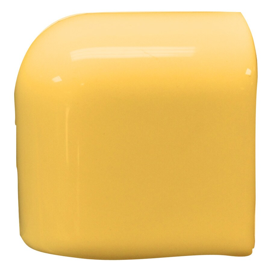 Interceramic Goldenrod Ceramic Listello Tile (Common: 2-in x 2-in; Actual: 2-in x 2-in)