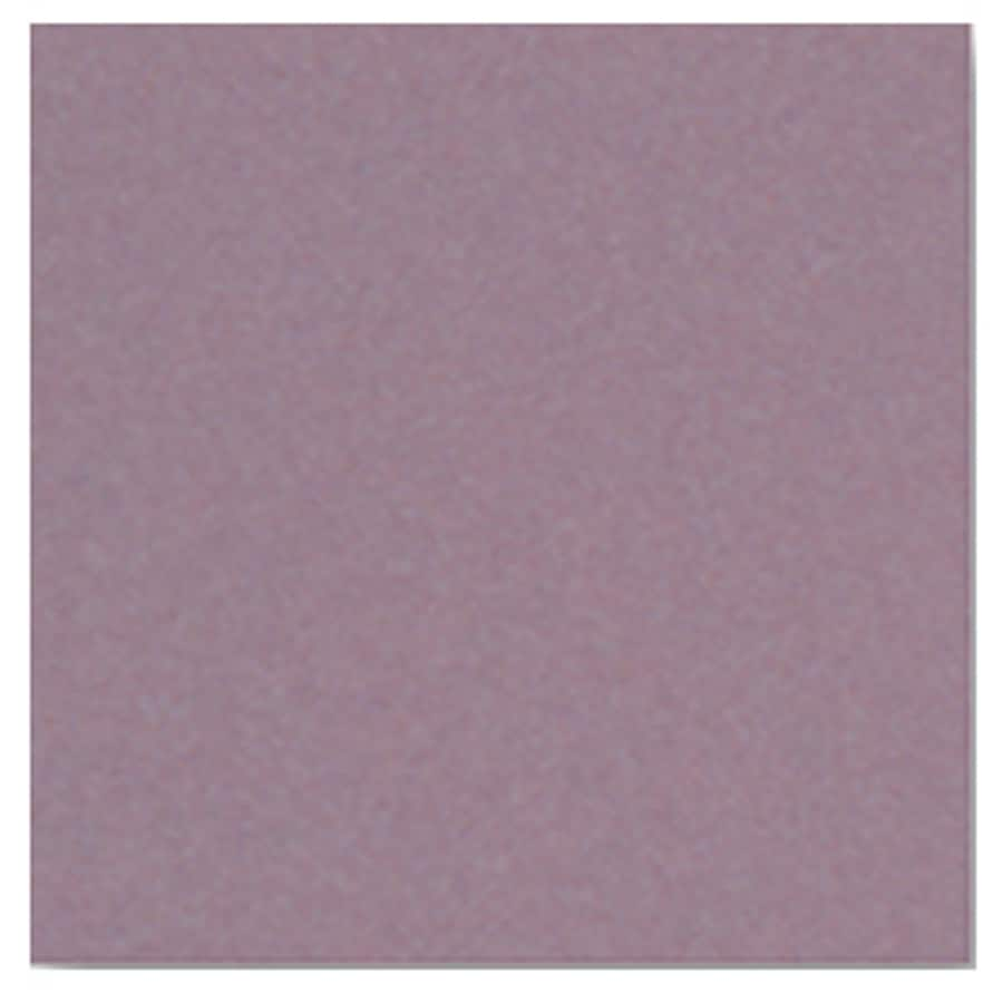 Interceramic Wall 40-Pack Orchid Ceramic Wall Tile (Common: 6-in x 6-in; Actual: 6.01-in x 6.01-in)