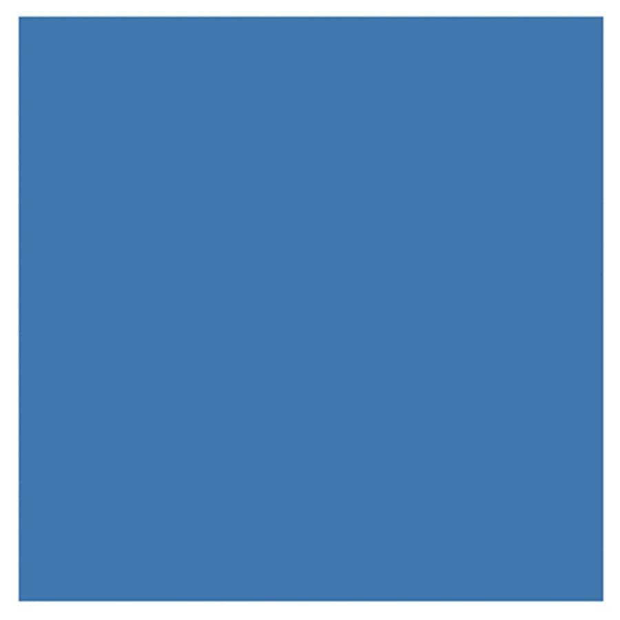 Interceramic Wall 80-Pack Colonial Blue Ceramic Wall Tile (Common: 4-in x 4-in; Actual: 4.24-in x 4.24-in)