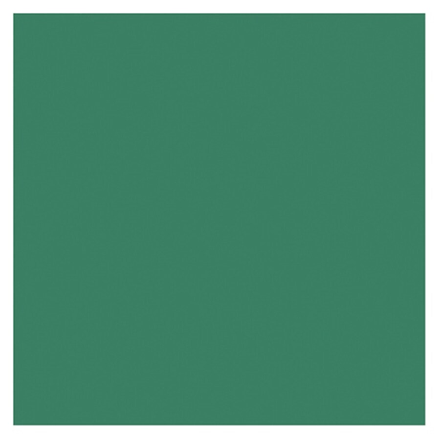 Interceramic Wall 40-Pack Evergreen Ceramic Wall Tile (Common: 6-in x 6-in; Actual: 6.01-in x 6.01-in)